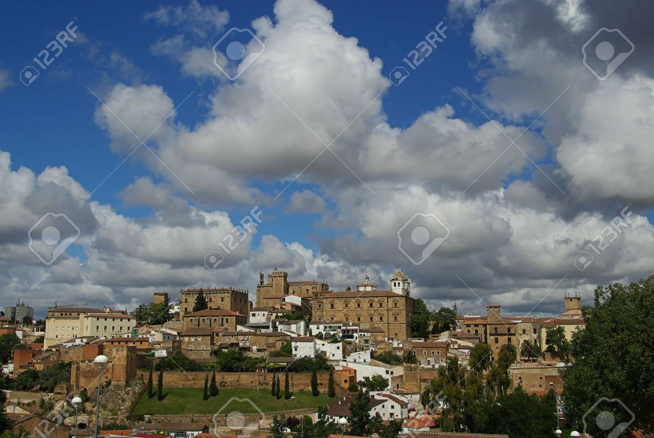 Caceres 02 Stock Photo - 3439897