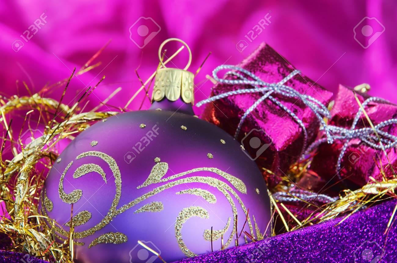 christmas ball 83 Stock Photo - 8464004