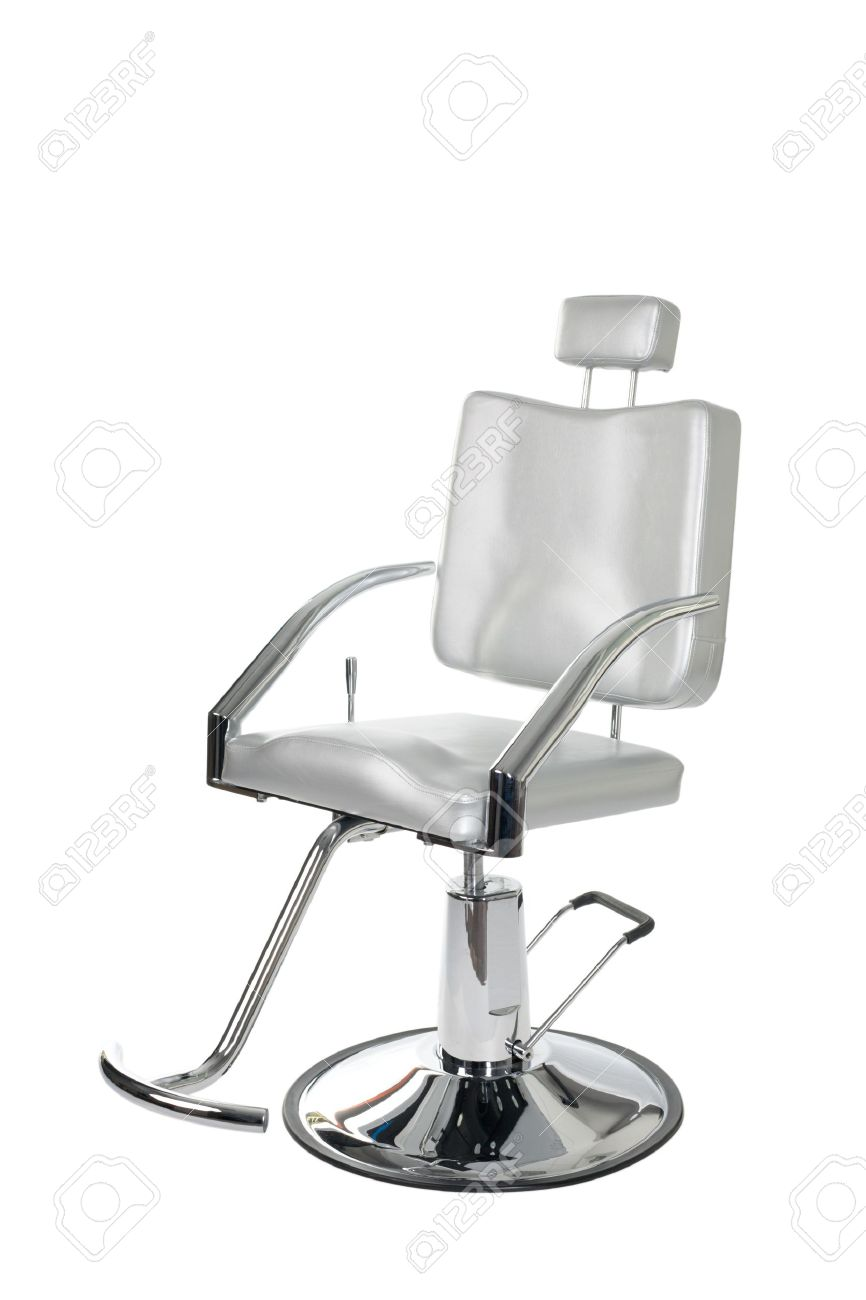 Special makeup artist chair isolated on white. Stock Photo - 10298800