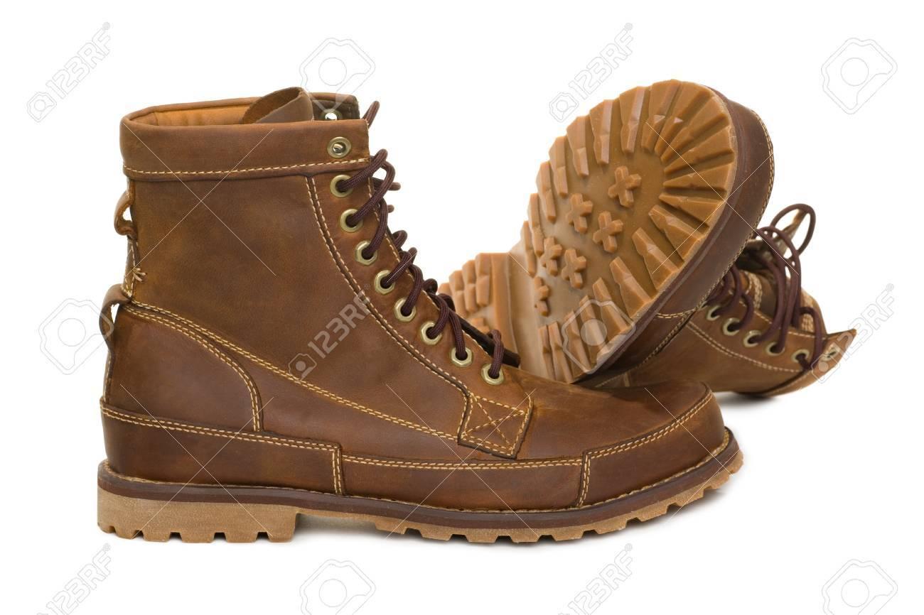 Winter Boots. Modern Design