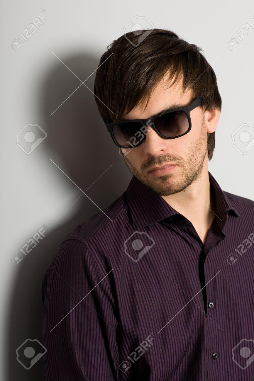 Фото в черных очках 10 фотография