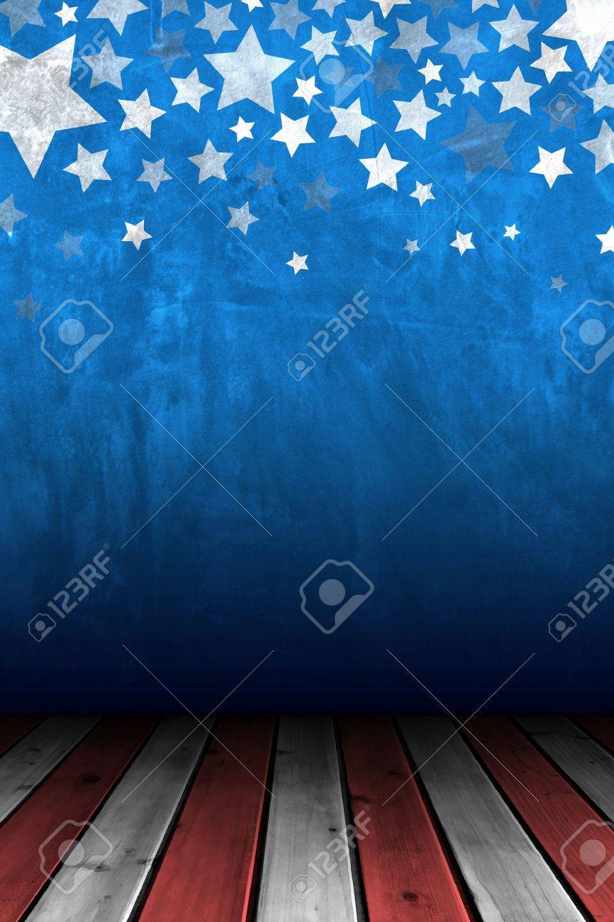 Cement wall for background with stars decorative Stock Photo - 15683535