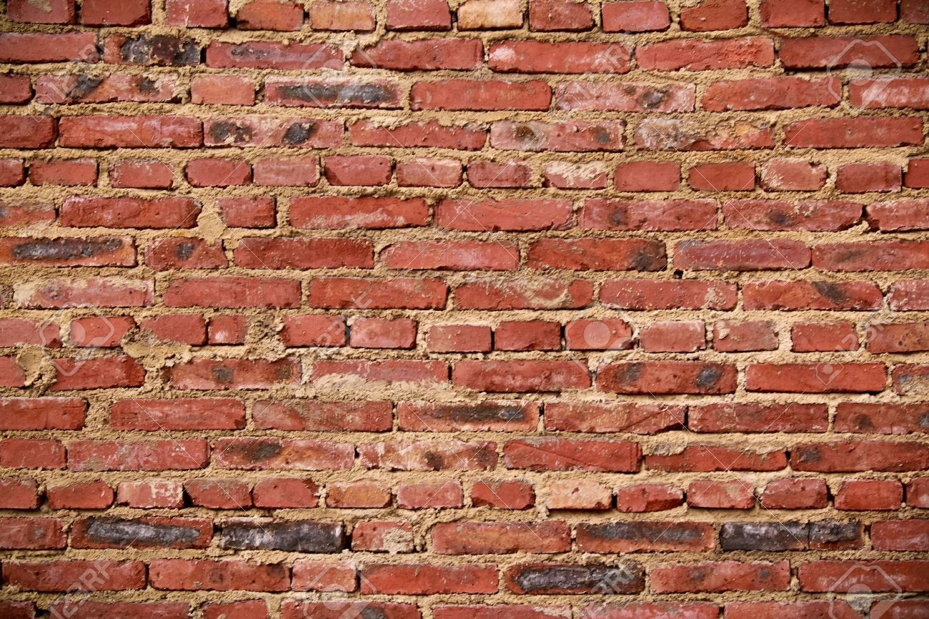 Beautiful Red Brick Wallpaper Part - 10: Red Brick Wall For Backgrounds Or Wallpaper Stock Photo - 18623897