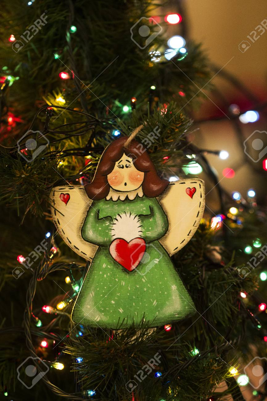 Christmas Tree Toys Handmade.Christmas Tree Toys Angel Christmas Decoration Handmade Toy
