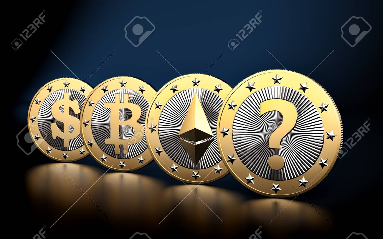 next big thing like cryptocurrency