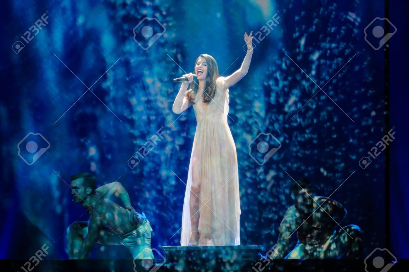 ユーロ ビジョン ・ ソング コンテストでアルメニアから Artsvik の ...