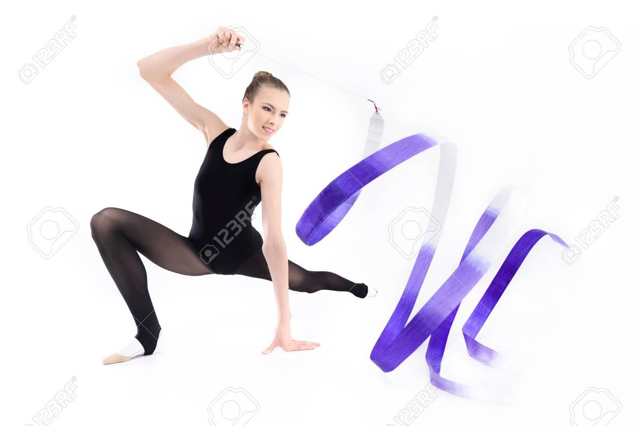 ropa para entrenar gimnasia ritmica