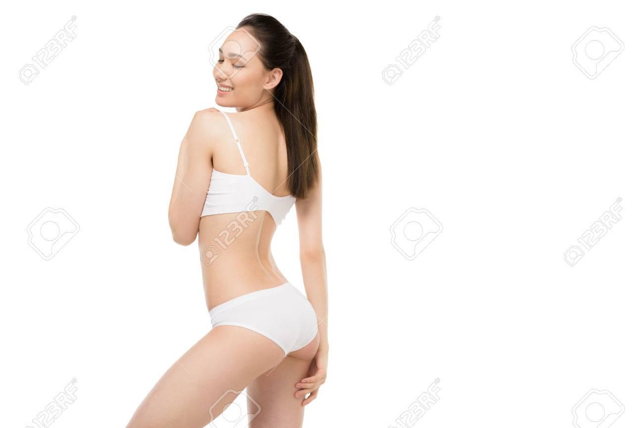 Asian panties girl