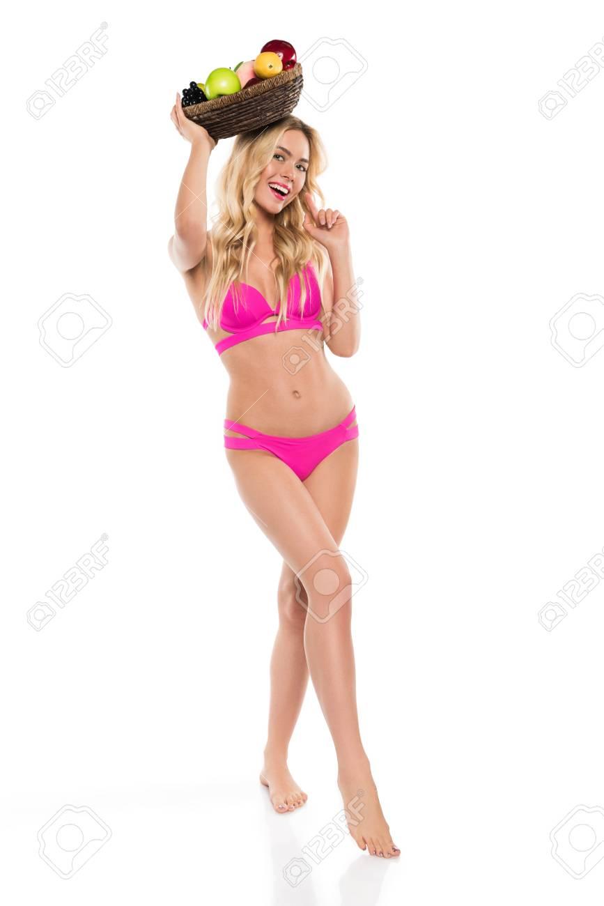 Bikini basket pictures