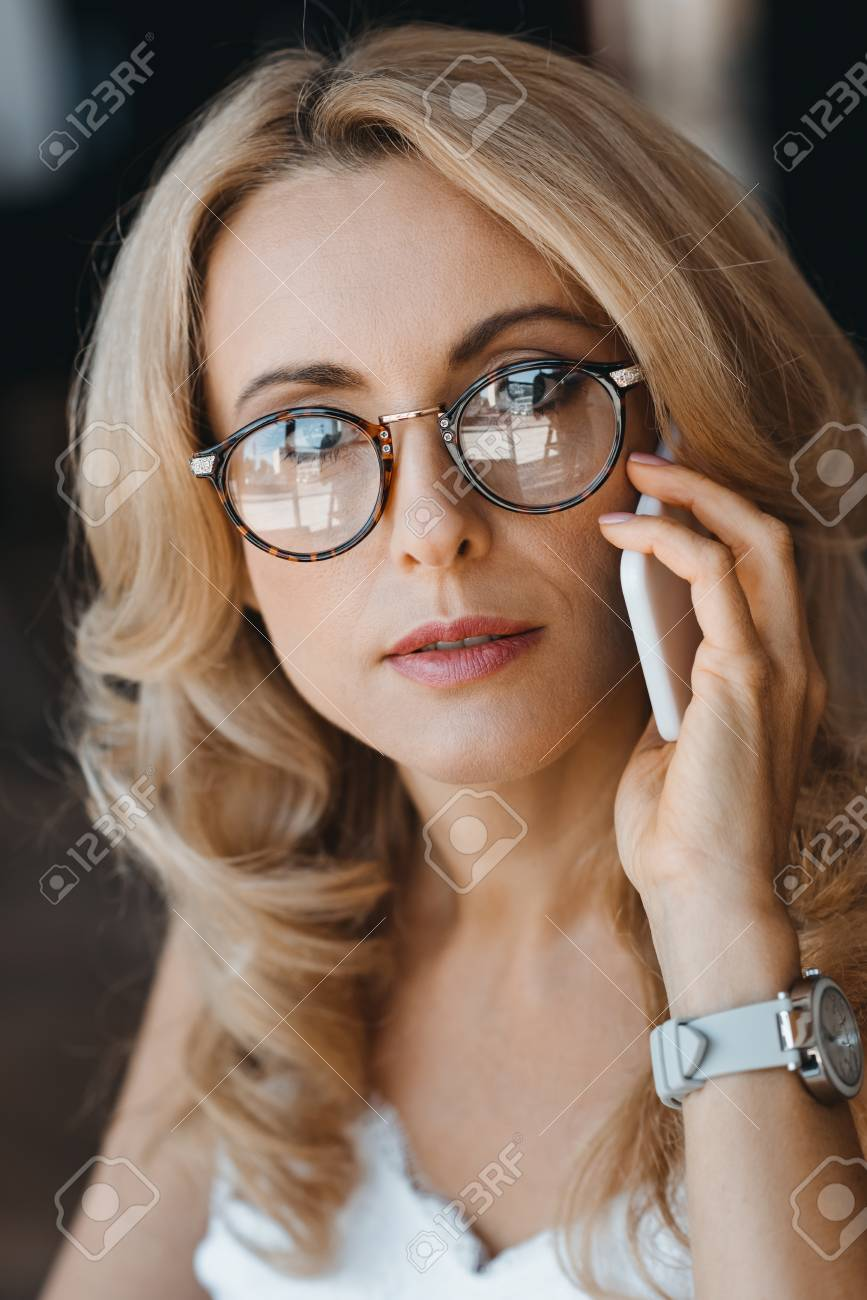 Blonde mature images 45