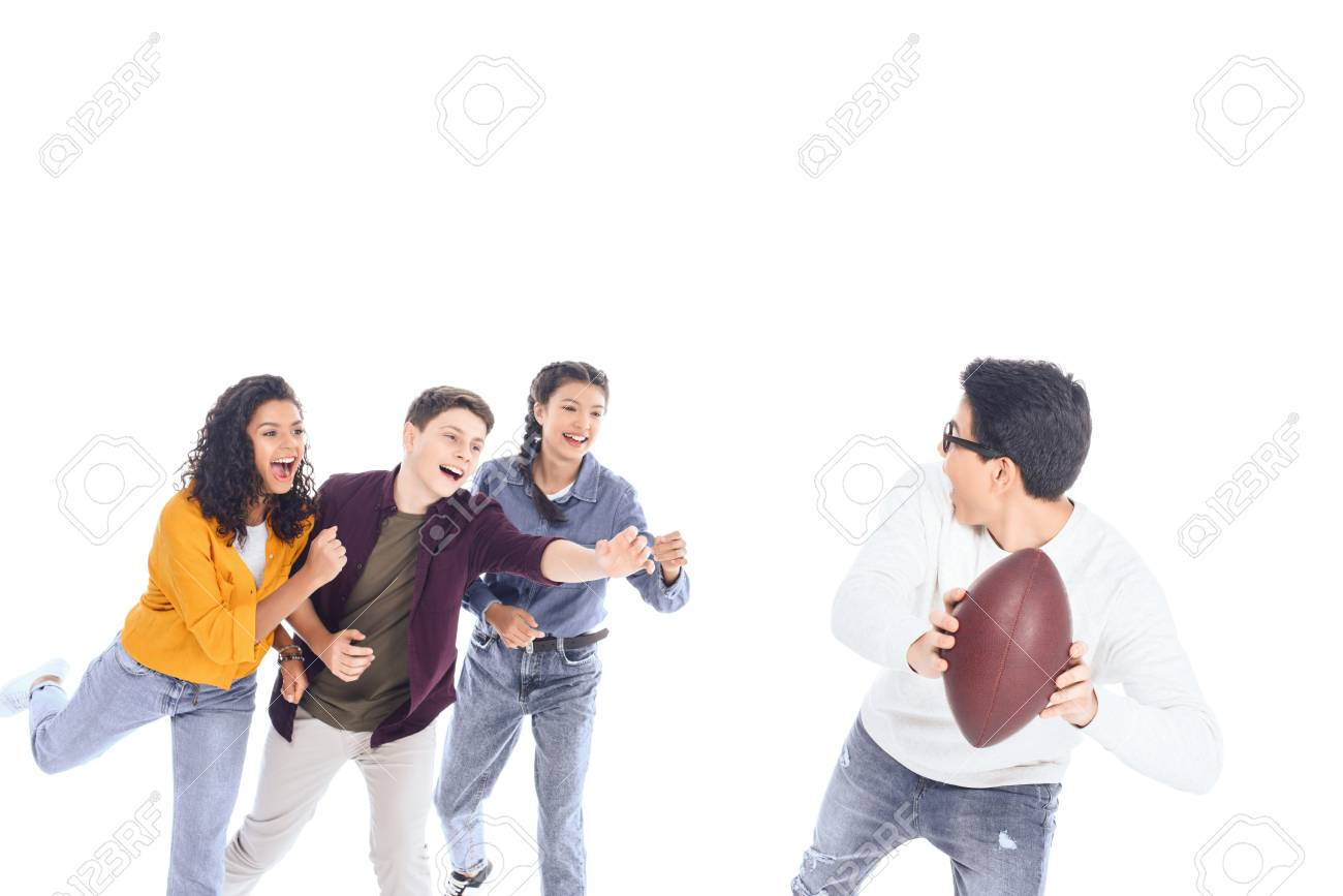 Interracial teen