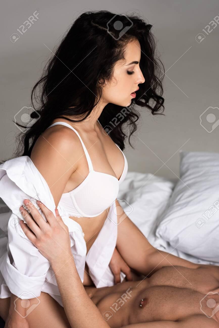 Sexy Tranny Sucking Dick