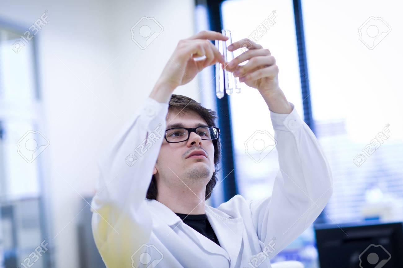 Scientific researcher