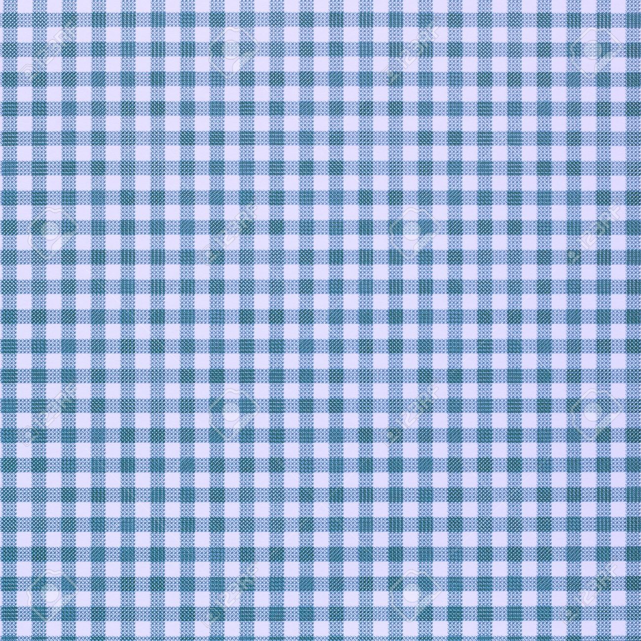 Blue tablecloth background - Blue Tablecloth Background Stock Photo Blue Checkered Rural Tablecloth Background