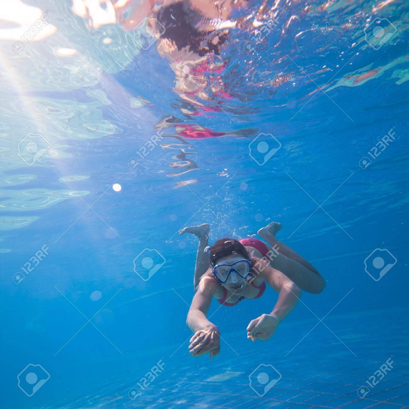 Женщины и подводный спорт фото 6