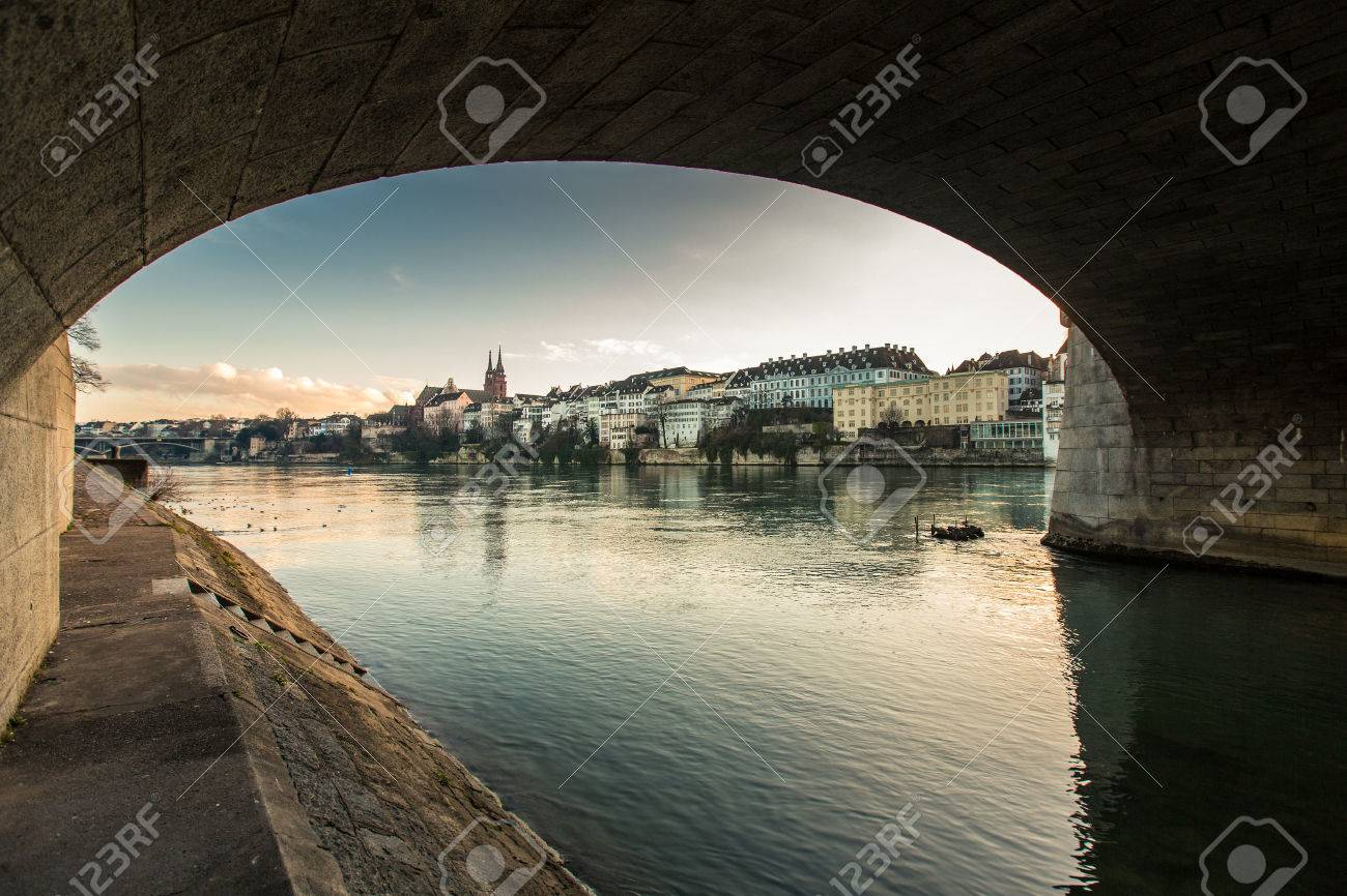 Basel, Switzerland - 54577180