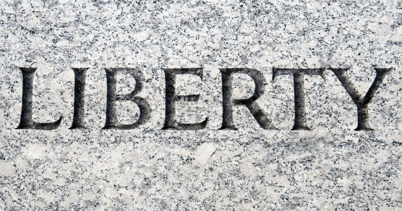 short essay on liberty