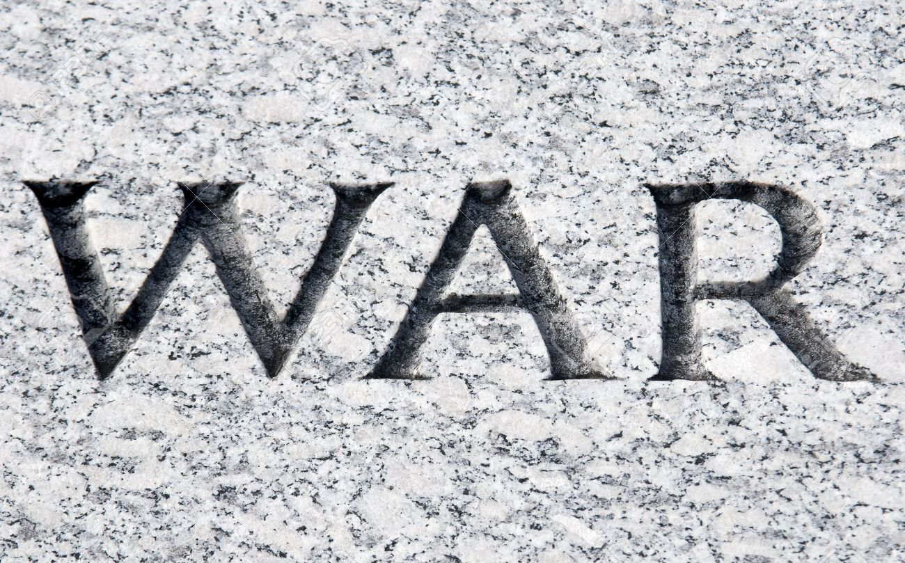 698 words short essay on war