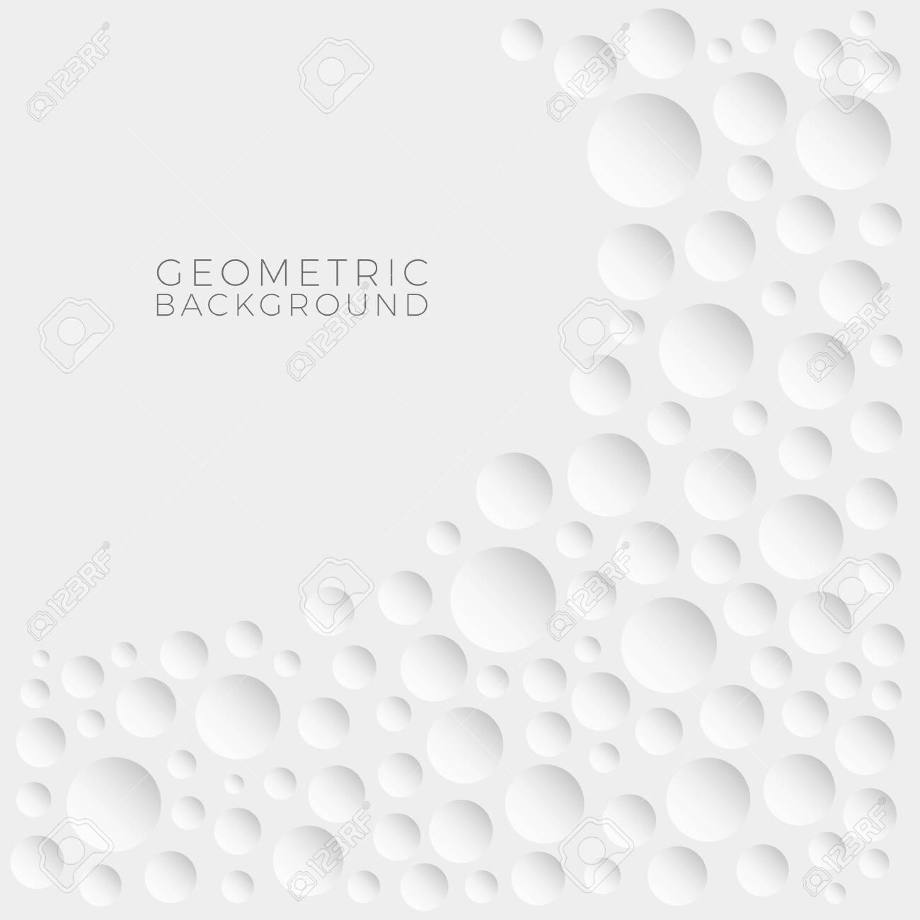 Abstract Modern Geometric Simple Background For All business beauty company with luxury high end look - 122379495