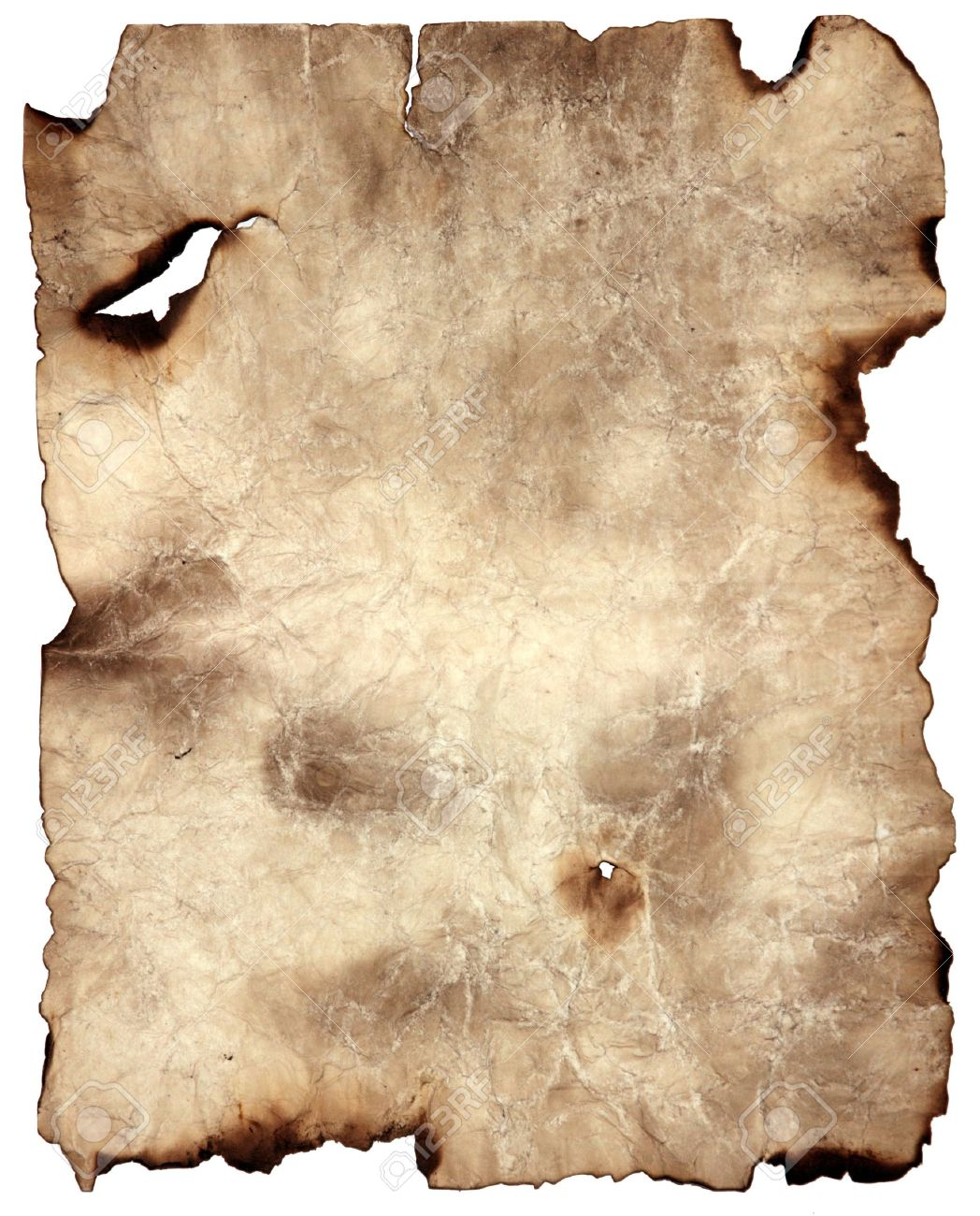 burnt paper background Burned paper printable background for antique looking pirate maps, wanted posters and vintage design crafts.