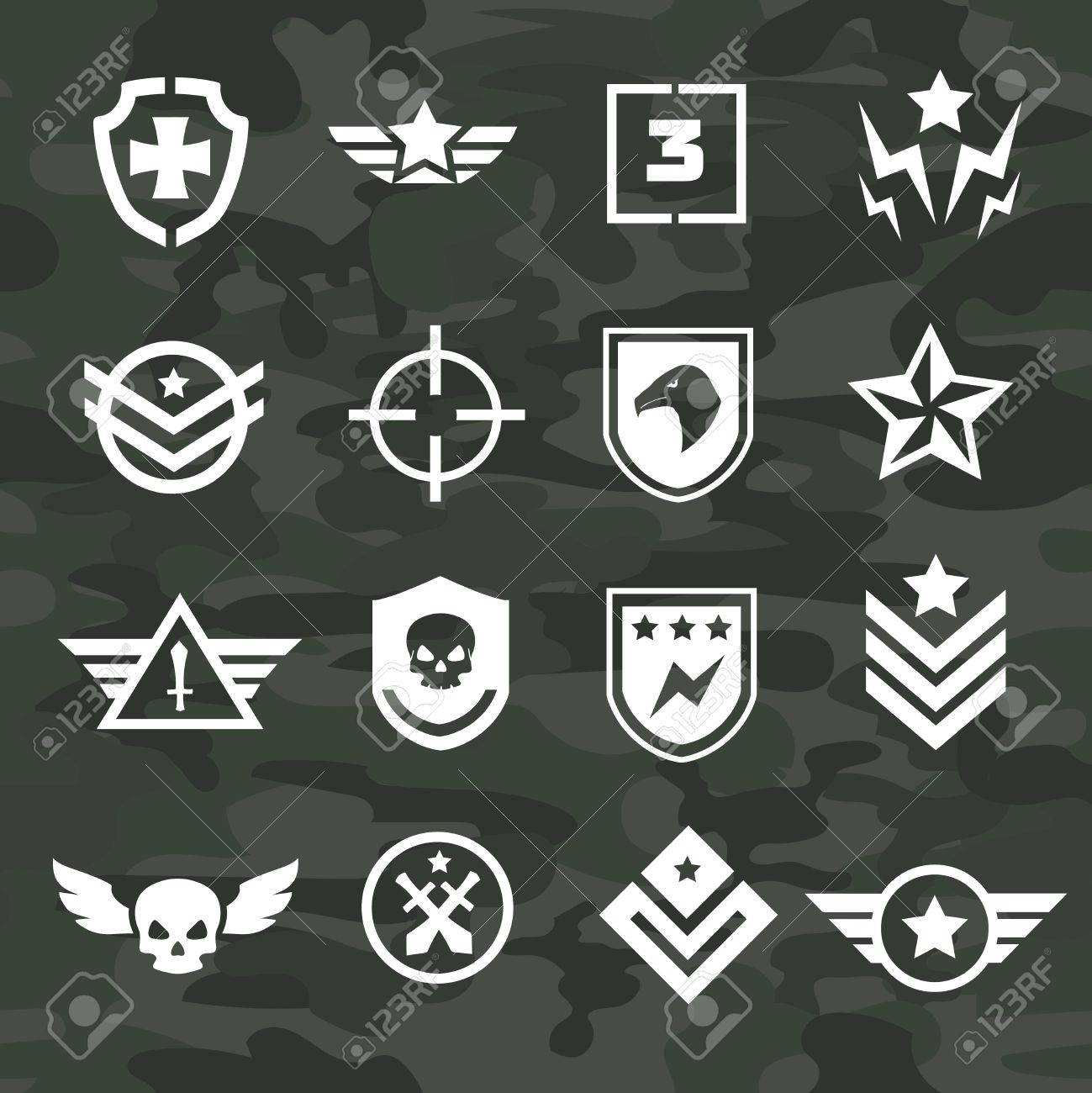 Military symbol icons and logos special forces royalty free military symbol icons and logos special forces stock vector 36321401 buycottarizona