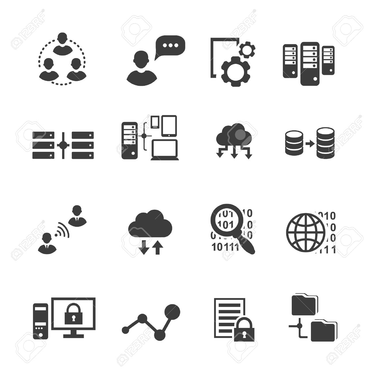 Big Data Icon Set Data Analytics Cloud Computing Digital Royalty Free Cliparts Vectors And Stock Illustration Image 38609145 The next generation of our icon library + toolkit is coming with more icons , more. big data icon set data analytics cloud computing digital