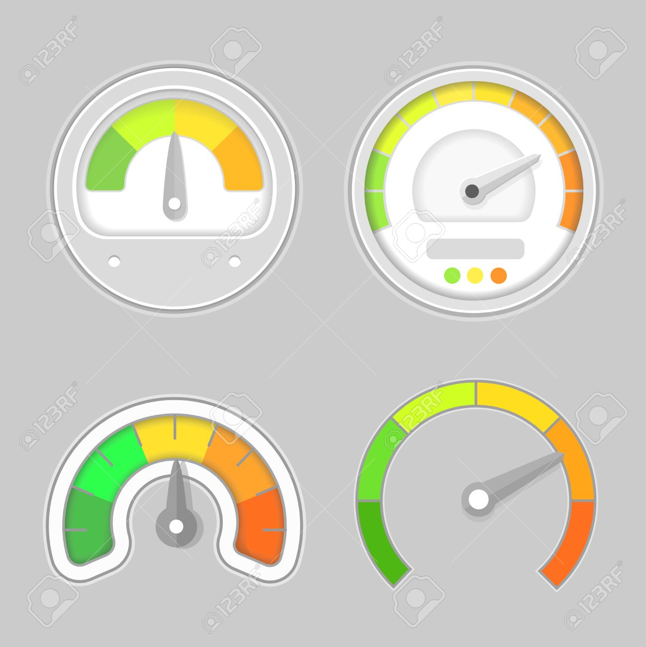 gauge meter element speed meter icon or sign with arrow dashboardgauge meter element speed meter icon or sign with arrow dashboard indicate, panel