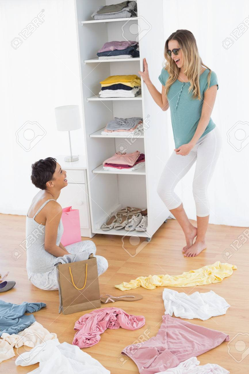 Women With Clothes On