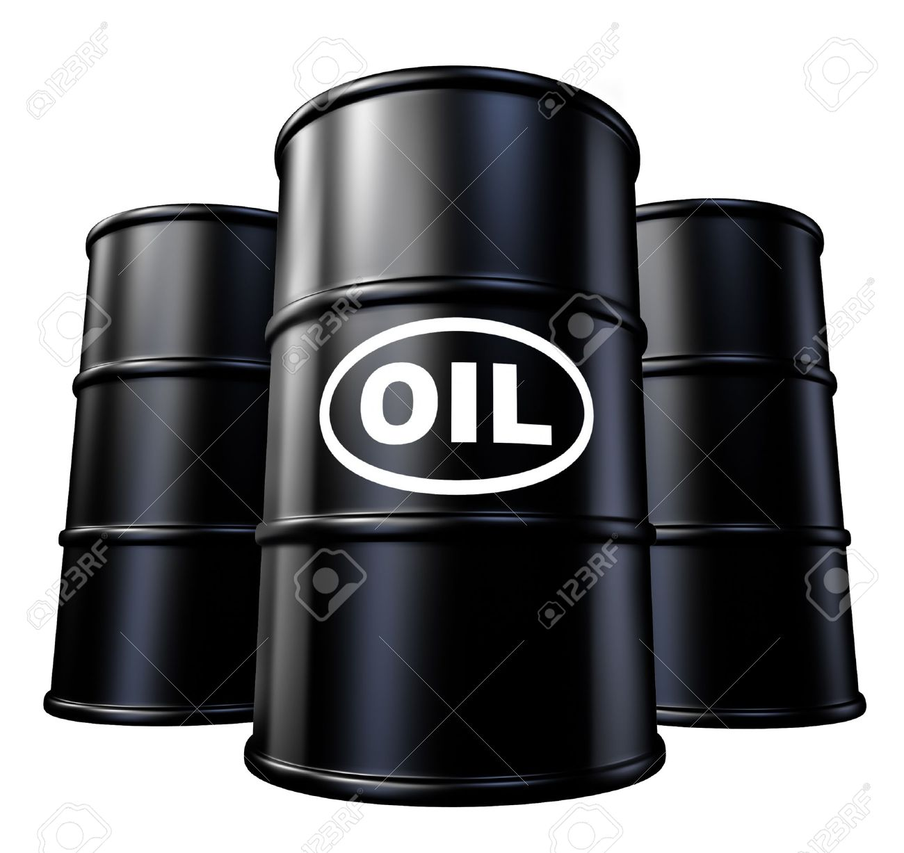 Is Oil A Fossil Fuel >> Oil Barrels And Drum Containers Representing The Gasoline Energy