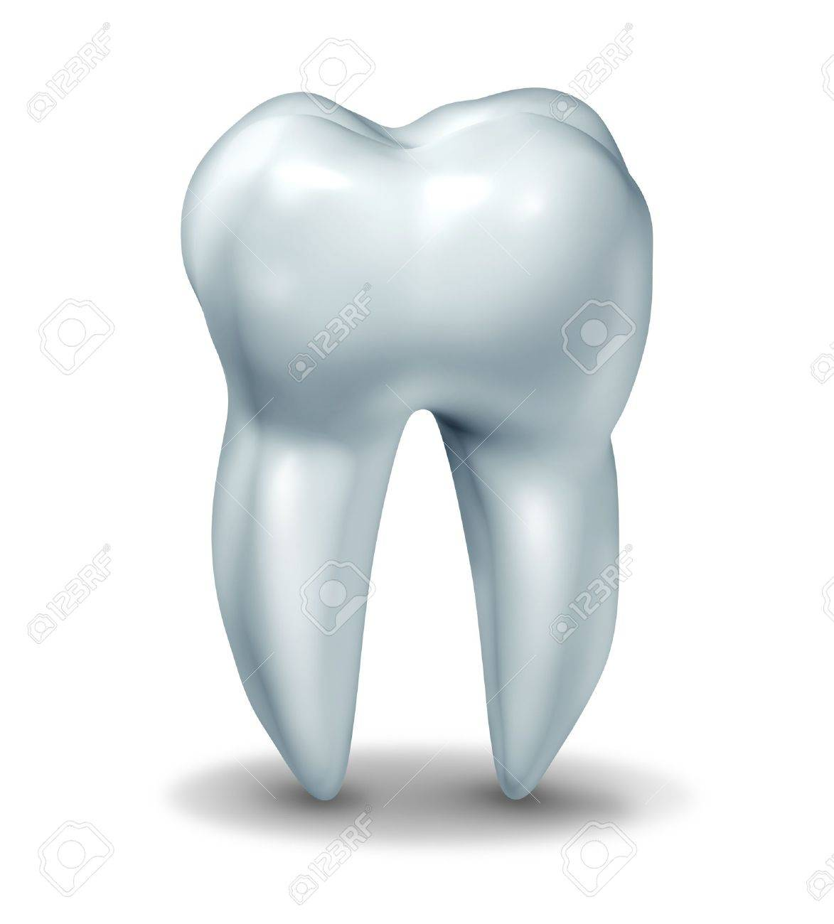 Zahnarzt Zahn Symbol Für Zahnklinik Und Zahnarzt Kieferchirurg ...