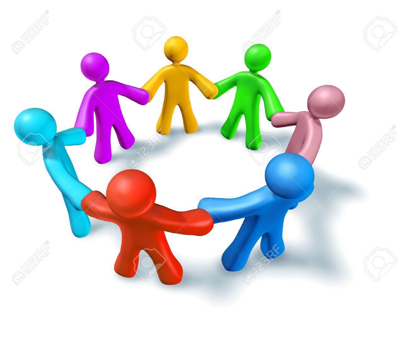 Rainbow coalition symbol representing teamwork and partnership rainbow coalition symbol representing teamwork and partnership stock photo 11155852 biocorpaavc