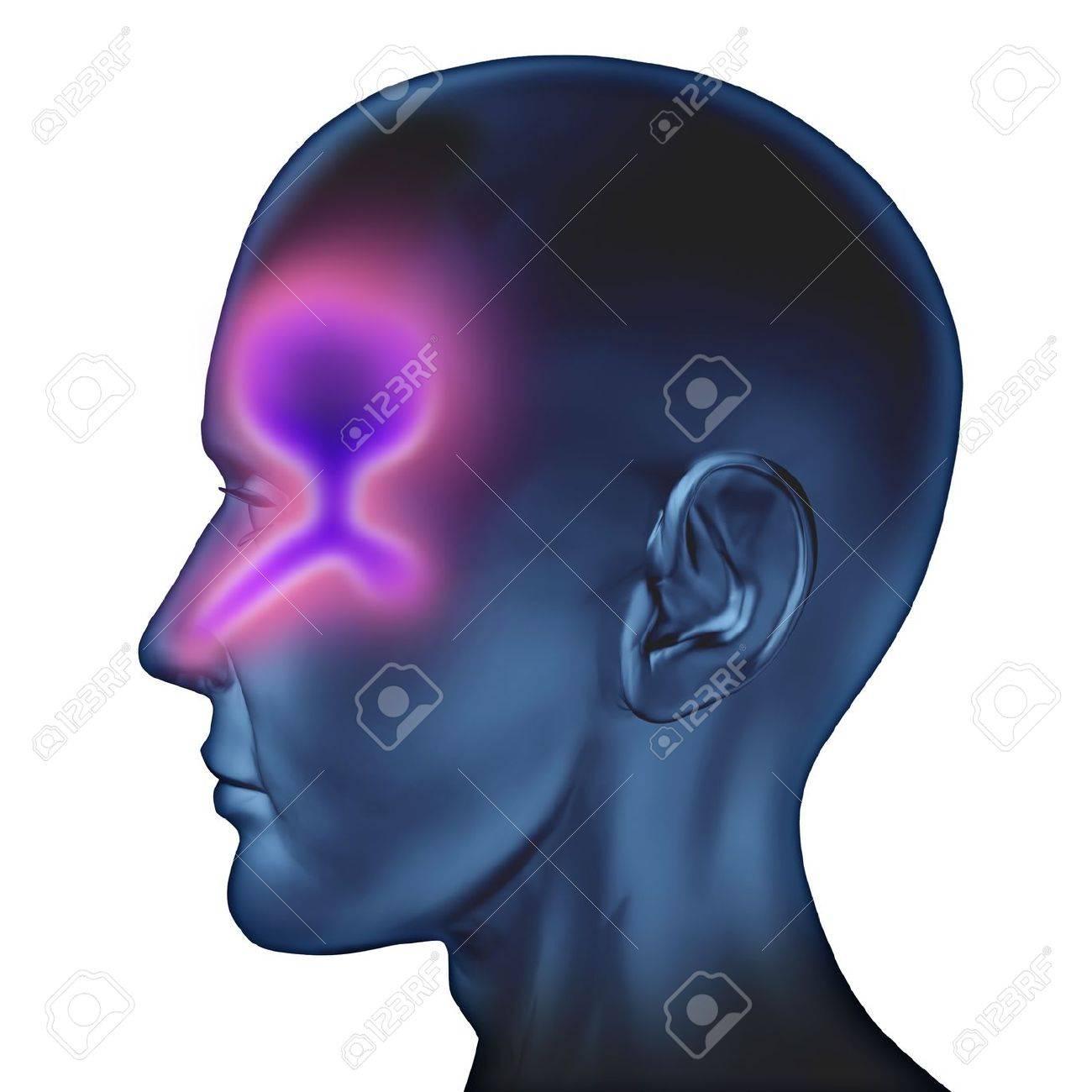 Humanos Congestión Nasal Relacionado Con La Tos Gripe Y Resfriado ...