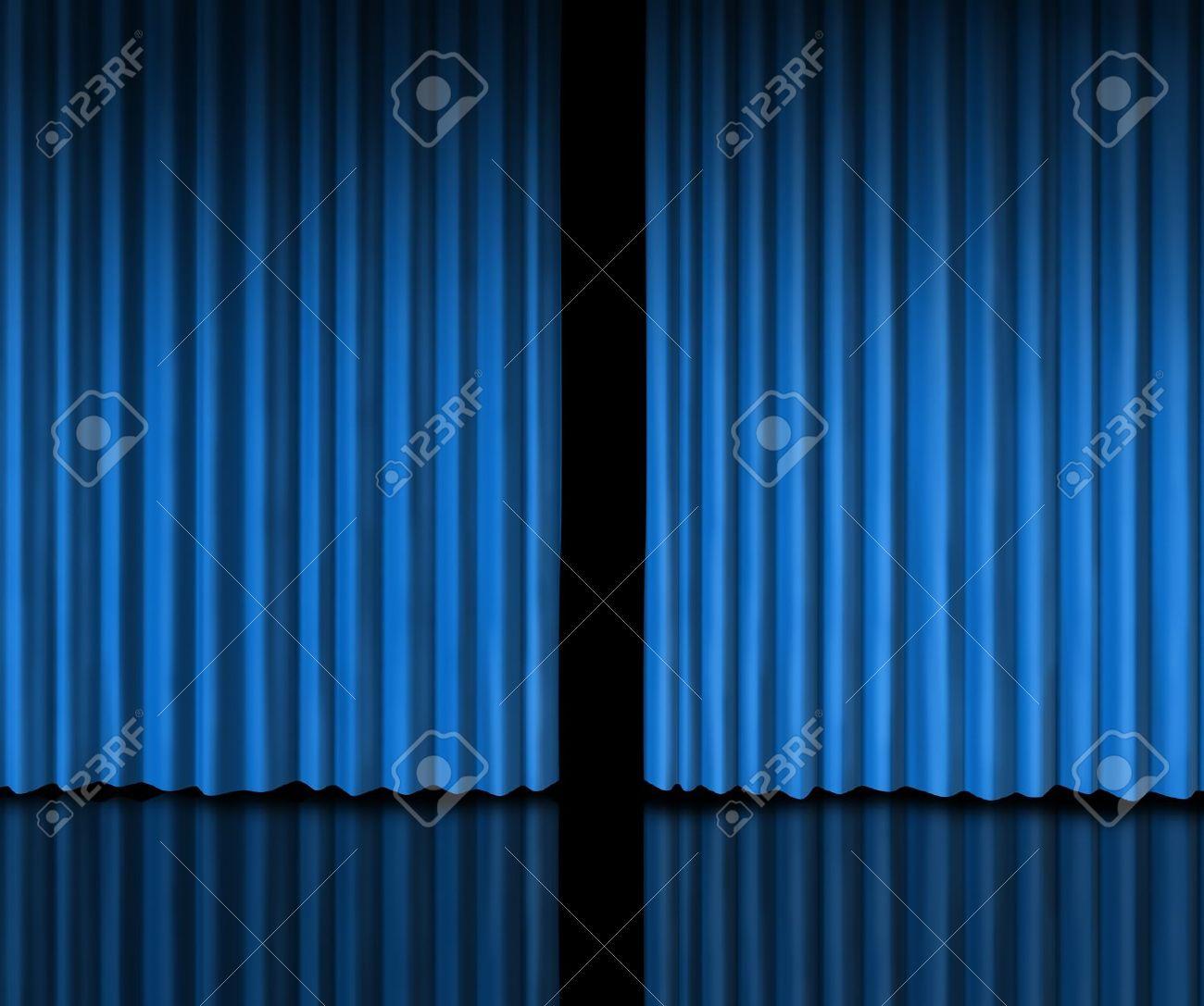 Achter De Blauwe Gordijn Stiekem Een kijkje In Een Toekomst ...