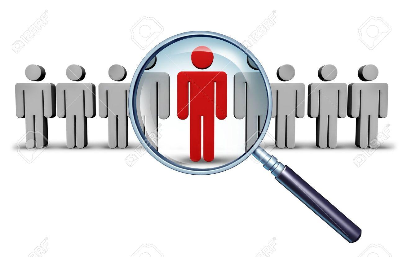 d411e9ec603 Búsqueda de empleo y el concepto de elección profesional de empleo Foto de  archivo - 11935354
