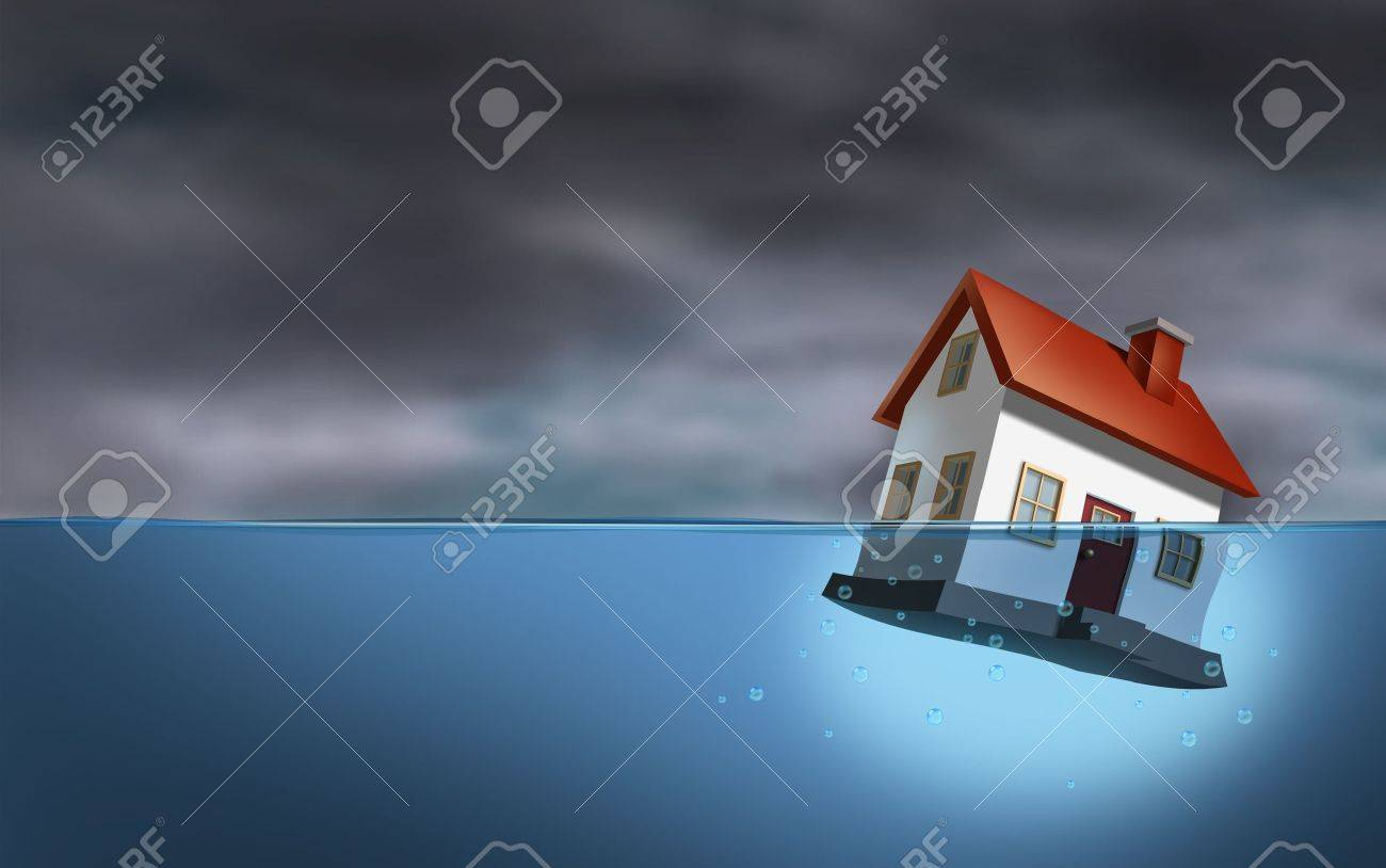 Real estate crisis Stock Photo - 12668018