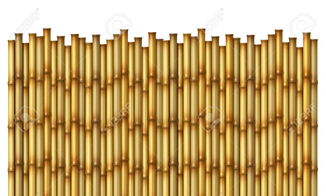 Beautiful Bamboo Wall Art Decor Composition - The Wall Art ...