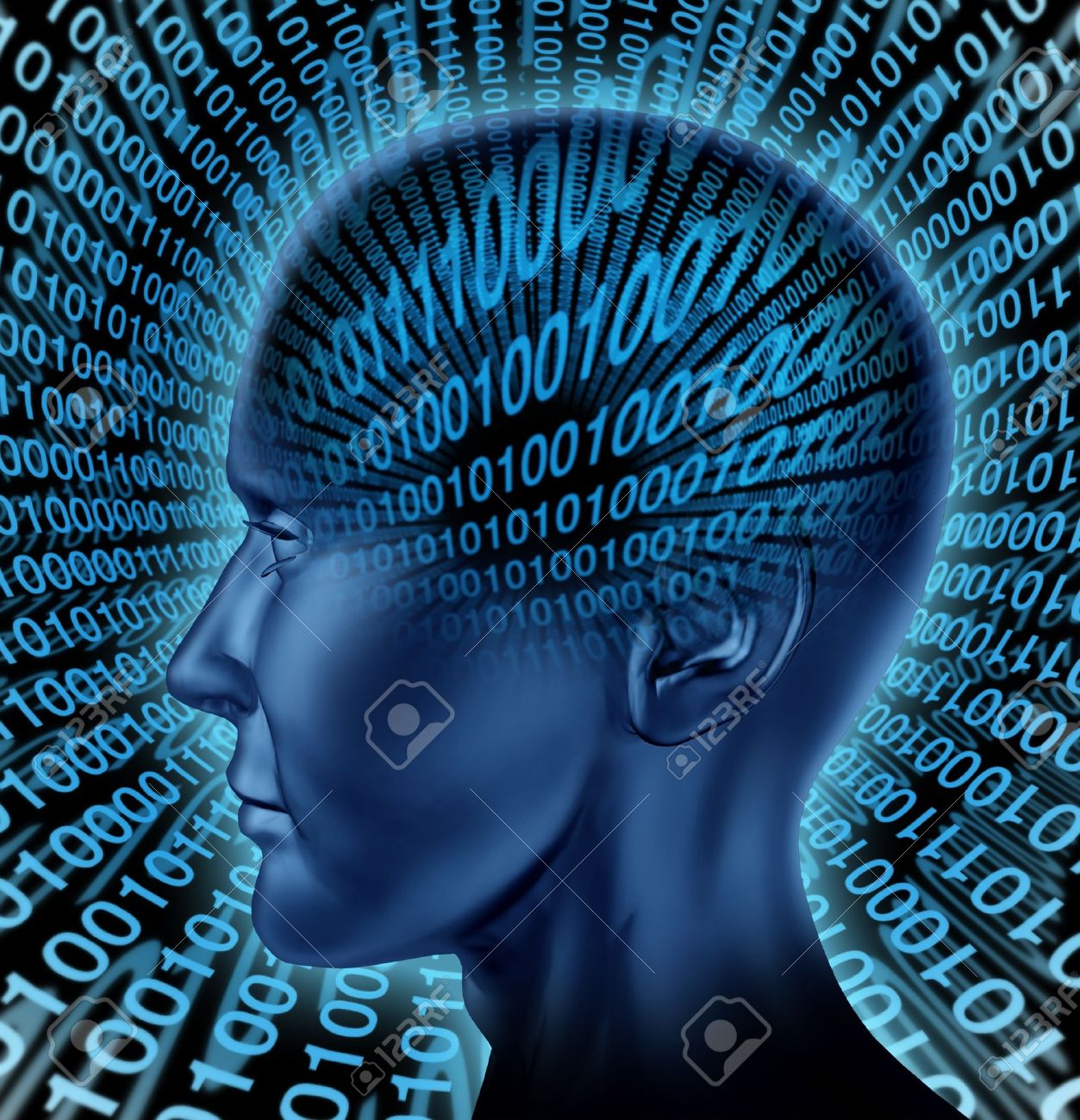 Digital brain intelligence as a technology concept in the age