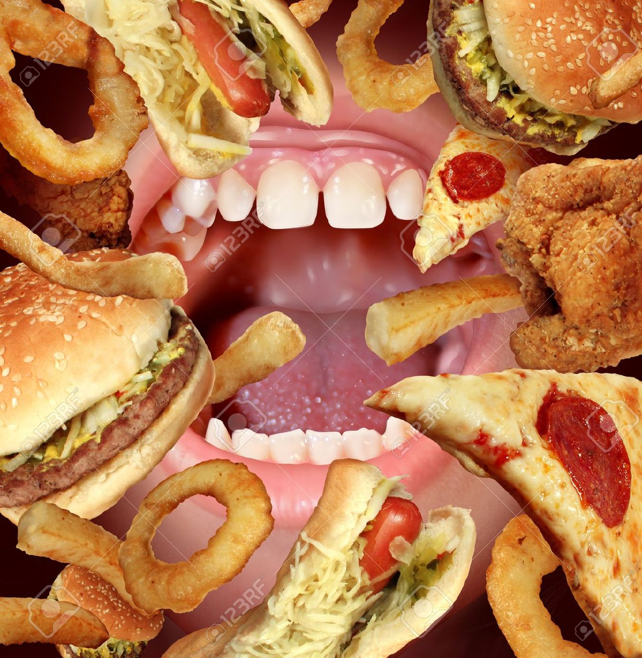 essay about fast food unhealthy