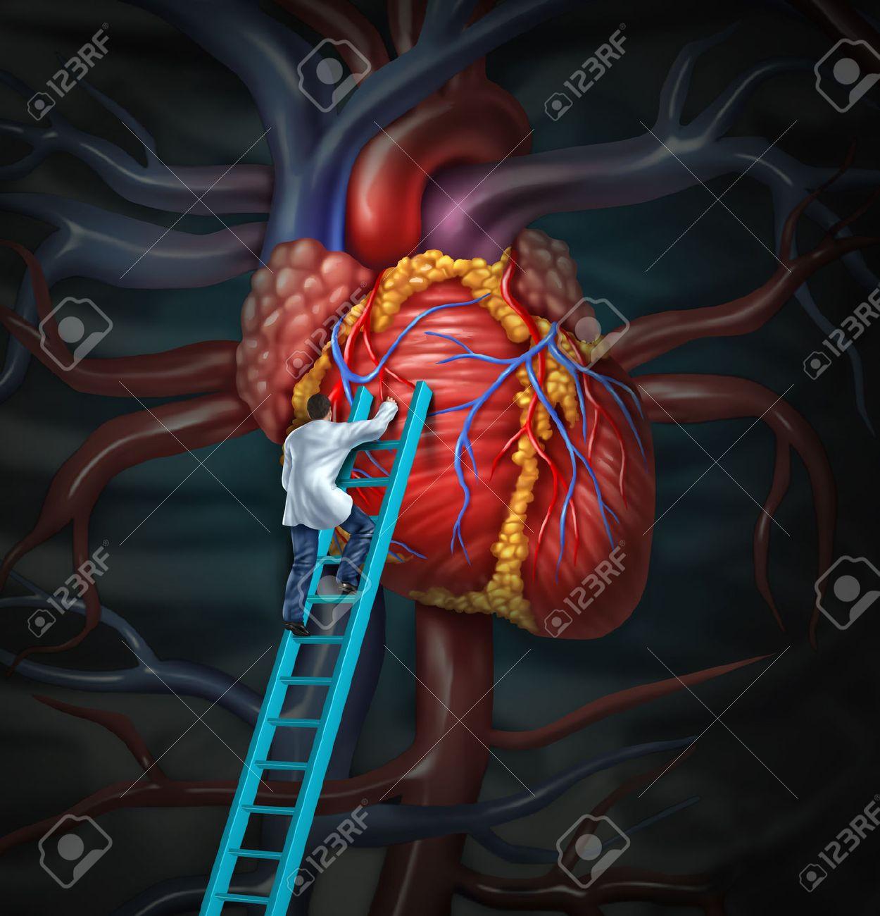 Terapia Corazón Médico De Atención De La Salud Y El Concepto Médico ...