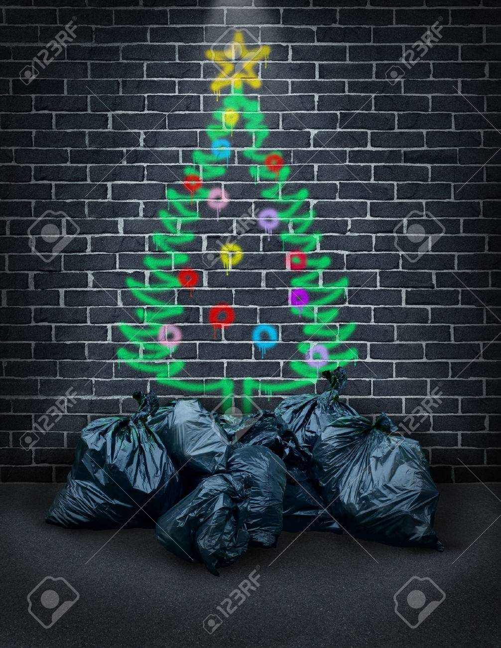 Poverty During The Holidays As A Concept For Social Issues Of ...