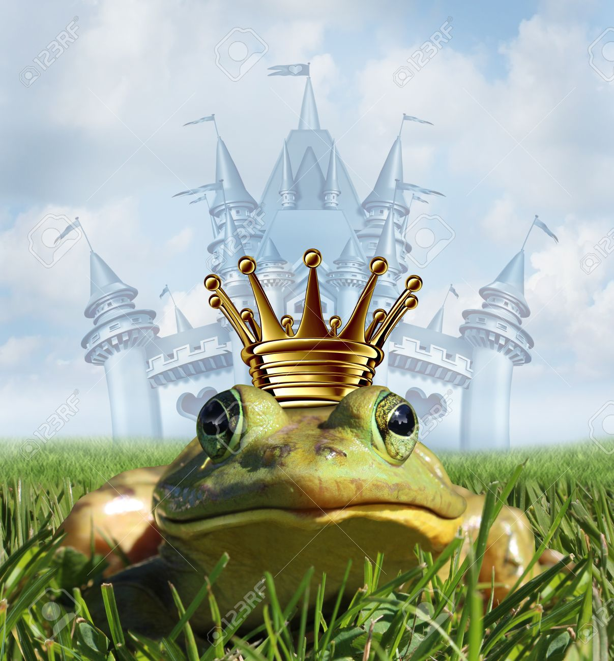 princess and the frog castle