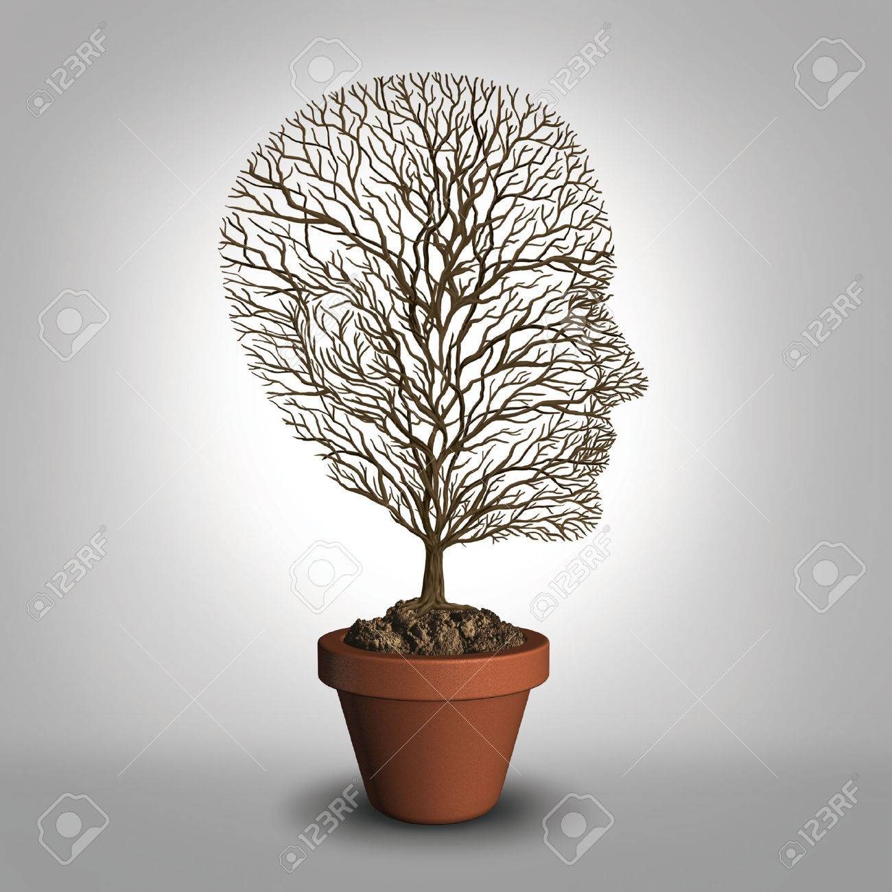 work burnout and job stress concept due to physical and emotional stock photo work burnout and job stress concept due to physical and emotional exhaustion from overwork or career anxiety as an empty tree shaped as a