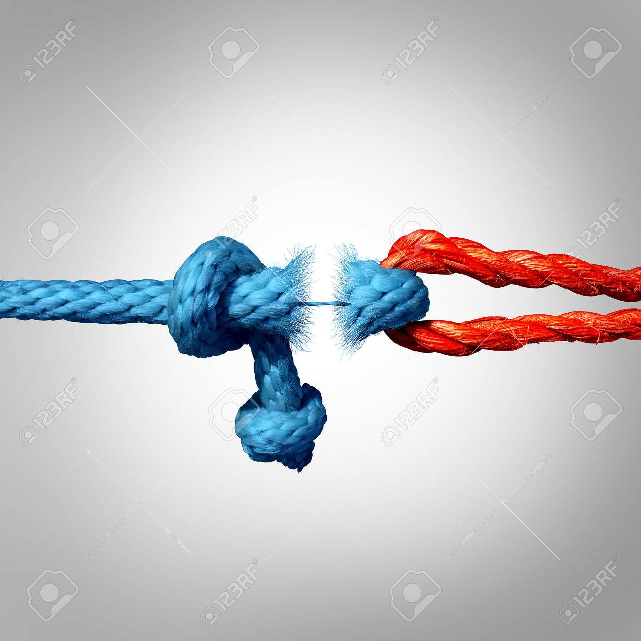 Detached Concept And Disconnected Symbol As Two Different Ropes ...