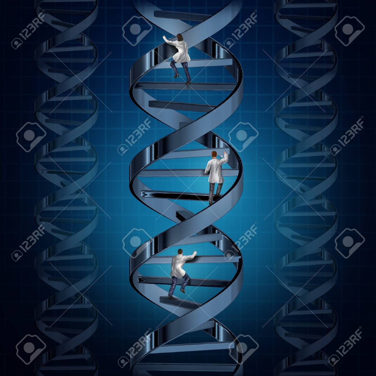 Genome Medical Research And Genetic Technology Discoveries With A