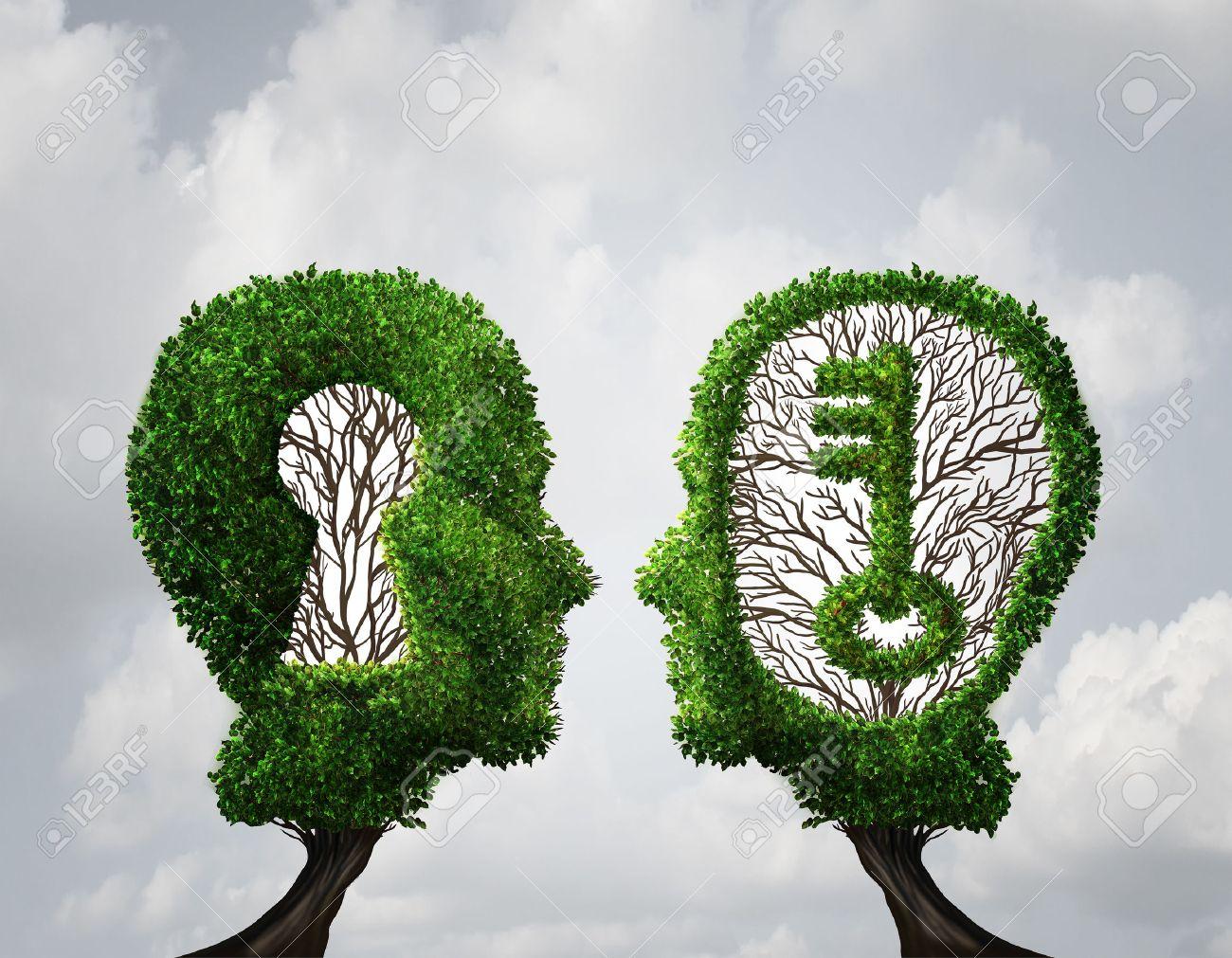 Clave De Colaboración Solución Agujero Y Concepto De Negocio ...