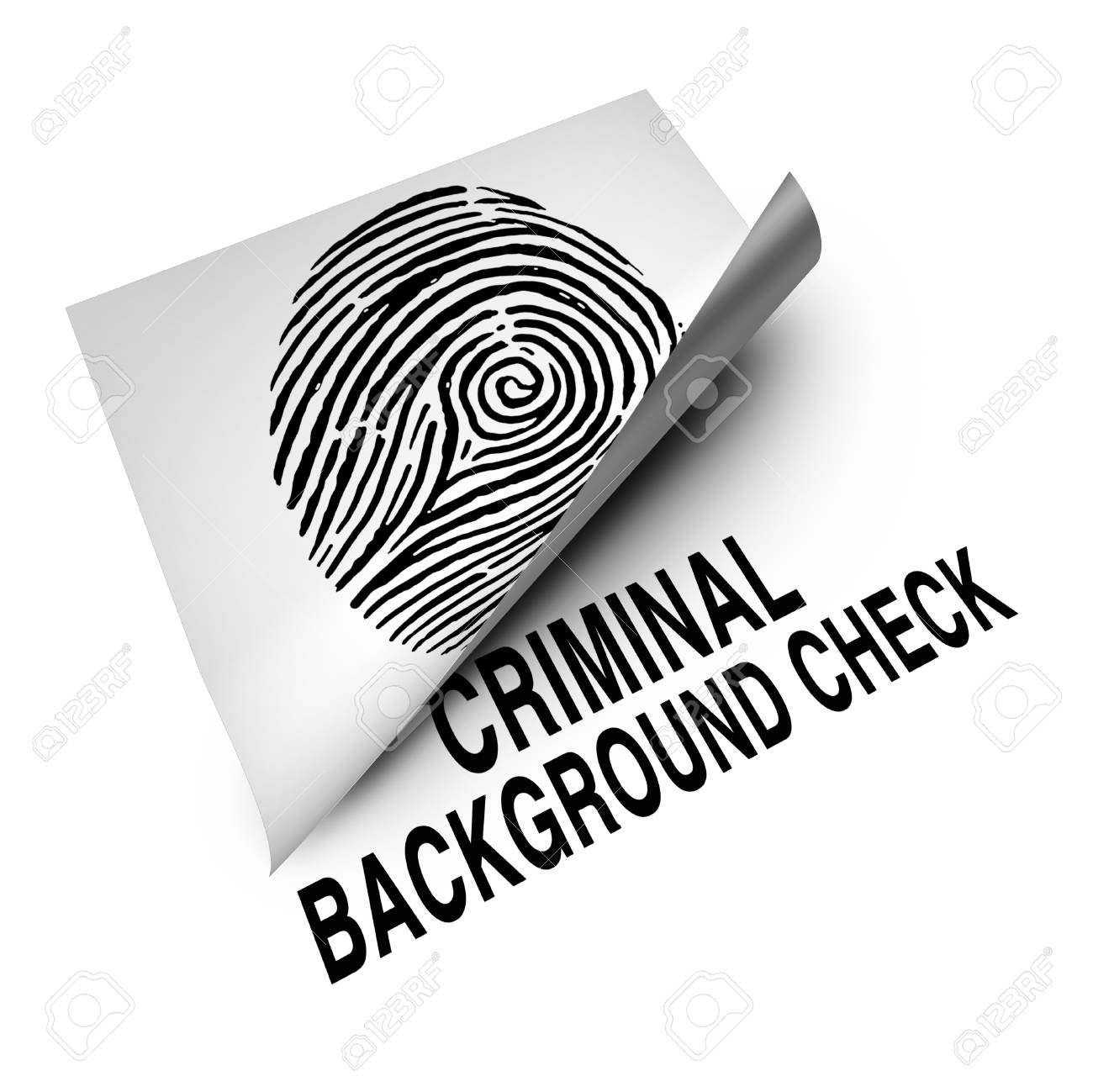 Criminal History Check Free >> Criminal Background Check Concept And Employment Screening Of