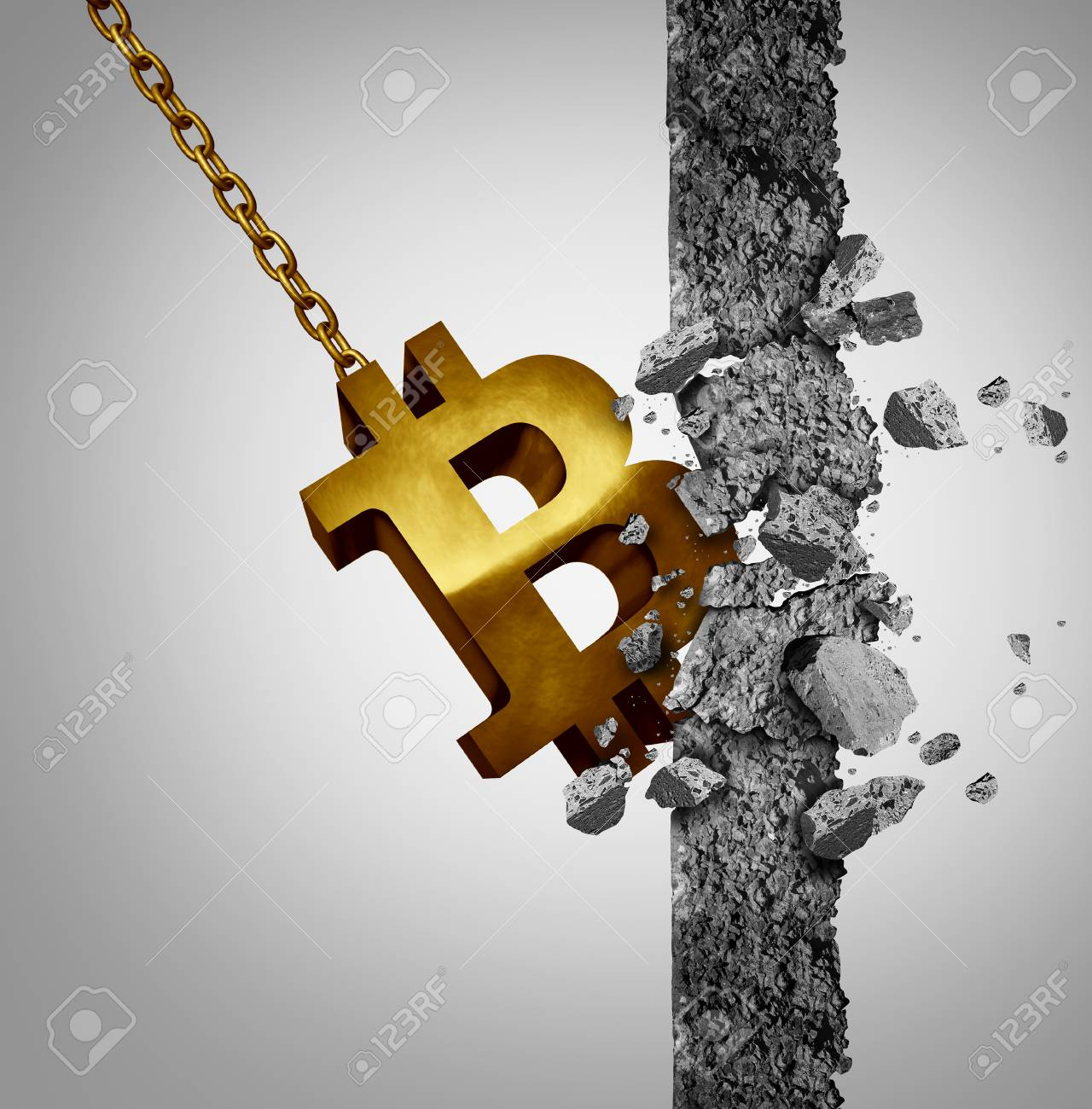 https://previews.123rf.com/images/lightwise/lightwise1711/lightwise171100077/90855451-bitcoin-disruptive-new-economic-and-financial-currency-technology-as-a-wrecking-ball-destroying-a-wa.jpg