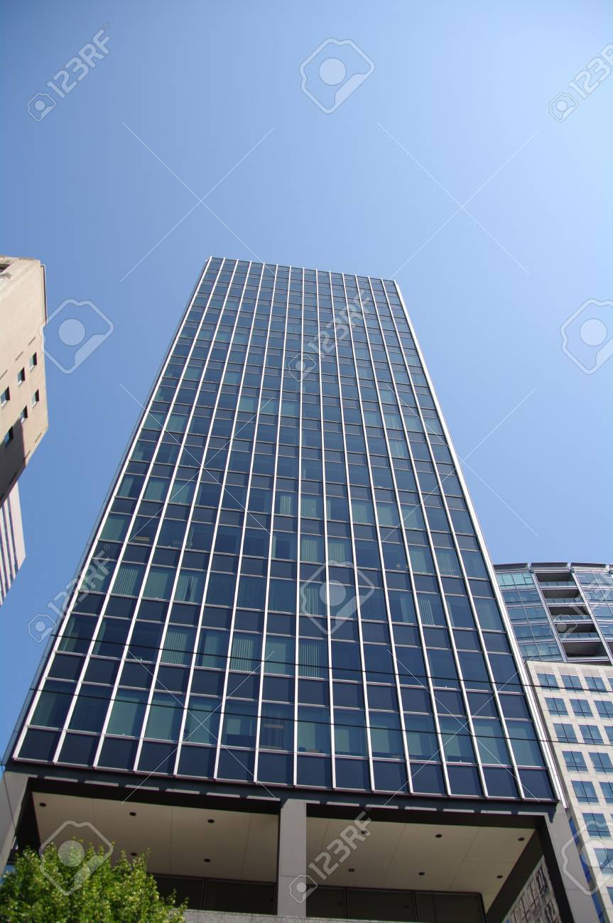 Office Building Stock Photo - 5503083