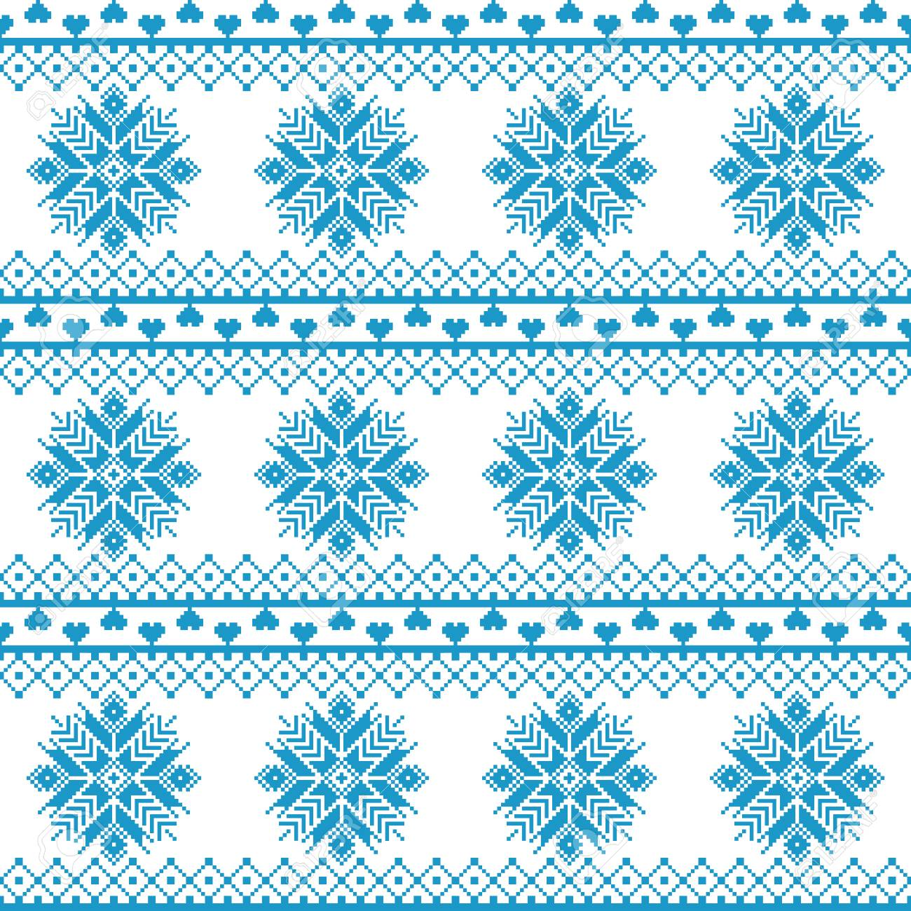 Christmas Gift Wrapper Design.Seamless Fabric The Occasion Merry Christmas And Happy New