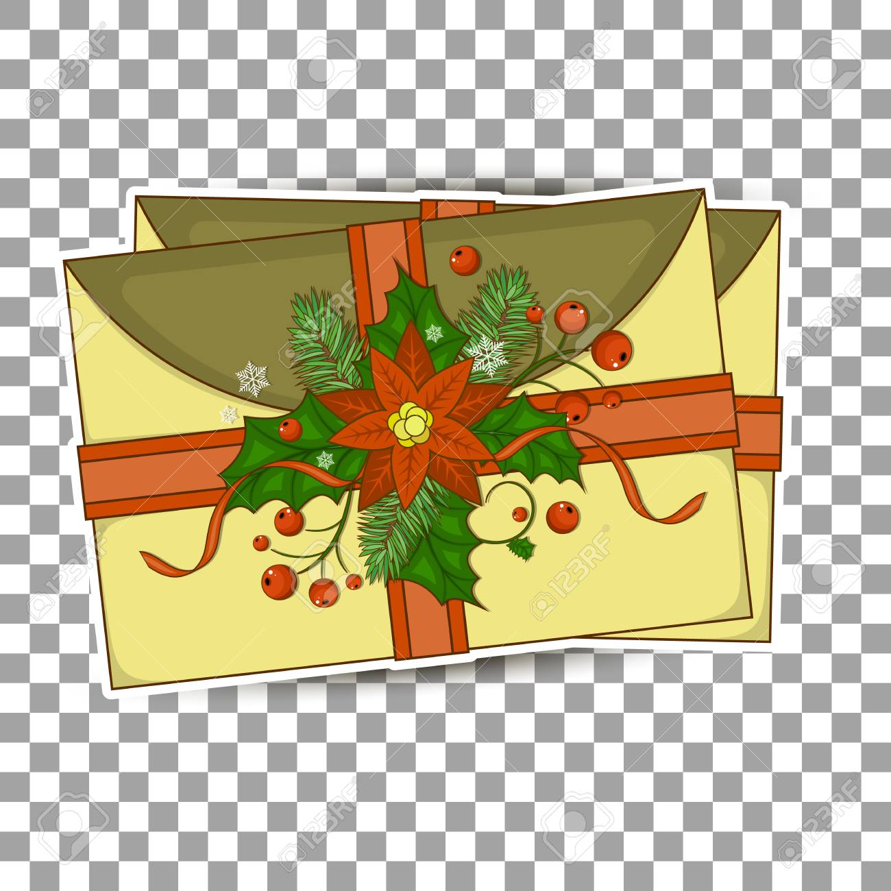 Vintage christmas greeting cards royalty free cliparts vectors and vector vintage christmas greeting cards m4hsunfo